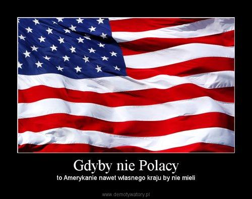 Gdyby nie Polacy