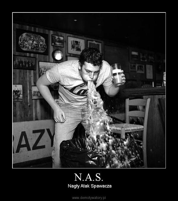 N.A.S. –  Nagły Atak Spawacza