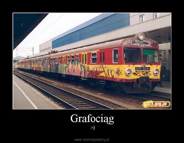 Grafociąg –  :-)