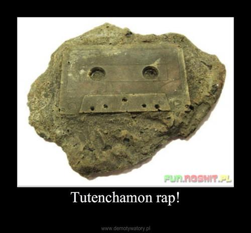 Tutenchamon rap!