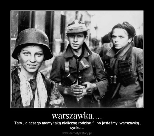 warszawka....