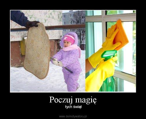 Poczuj magię