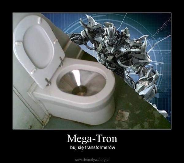 Mega-Tron – buj się transformerów