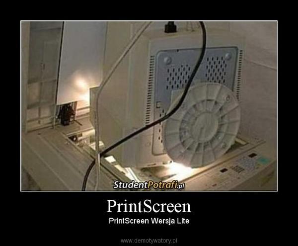 PrintScreen – PrintScreen Wersja Lite