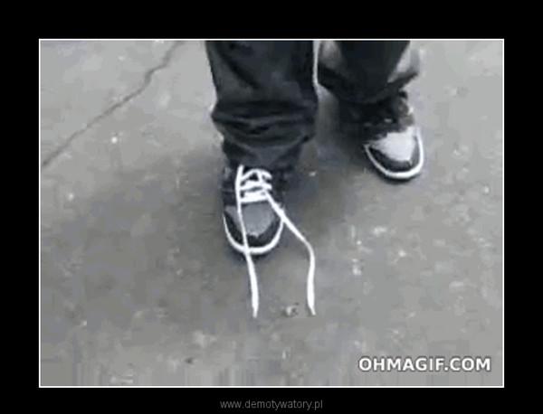 shoelace –