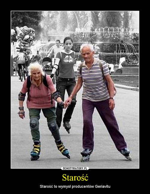 Starość