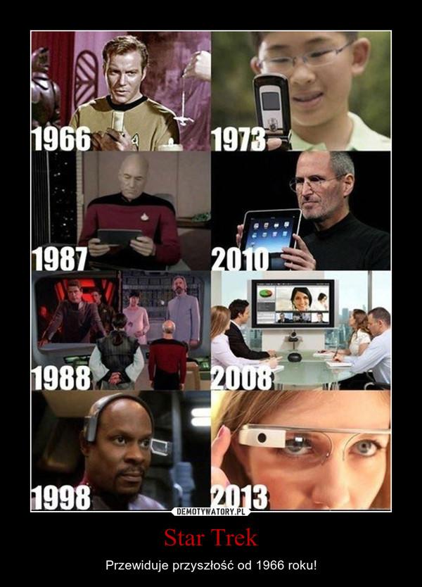 Star Trek – Przewiduje przyszłość od 1966 roku!