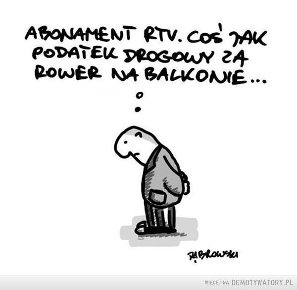 Abonament RTV –