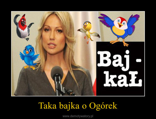 Taka bajka o Ogórek –