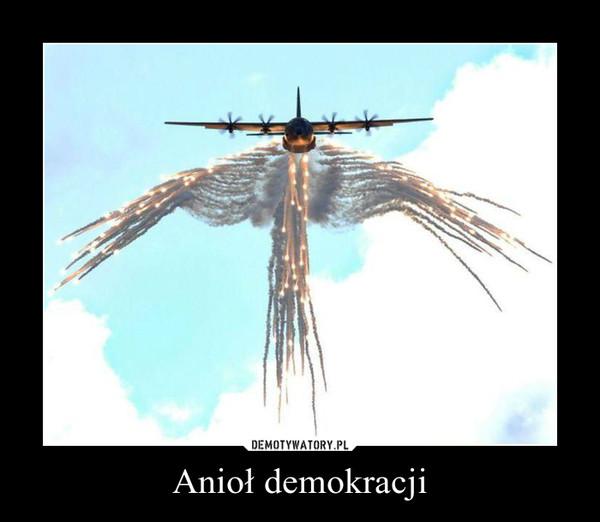 Anioł demokracji –