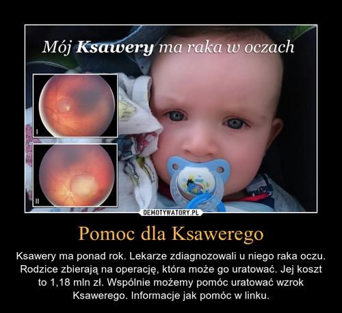 Pomoc dla Ksawerego