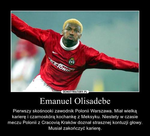 Emanuel Olisadebe
