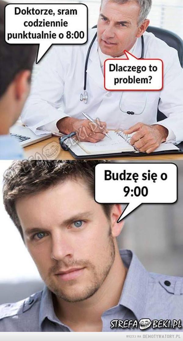 Wizyta u lekarza –