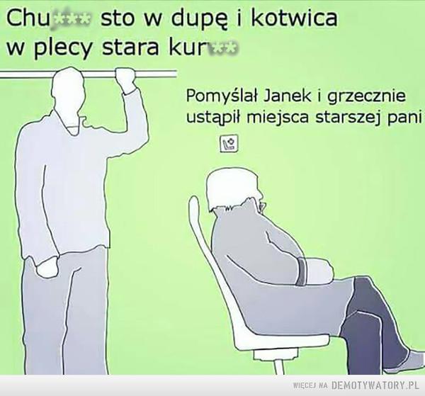 Grzeczny Janek –