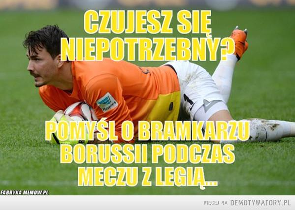 Legia - Borussia –