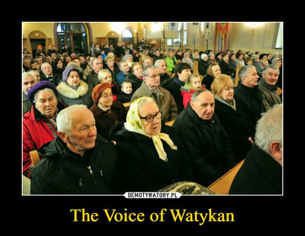 The Voice of Watykan –