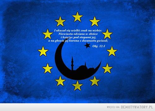 Zapowiedź islamizacji Europy