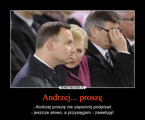 Andrzej... proszę