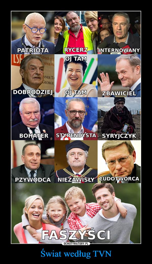Świat według TVN –