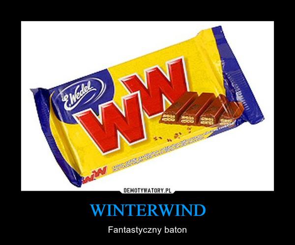 WINTERWIND – Fantastyczny baton