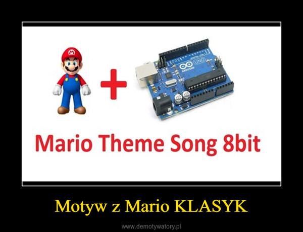 Motyw z Mario KLASYK –