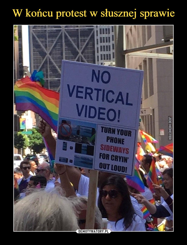 –  NO VERTICAL VIDEO!TURN YOUR PHONE SIDEWAYS FOR CRYIN' OUT LOUD!