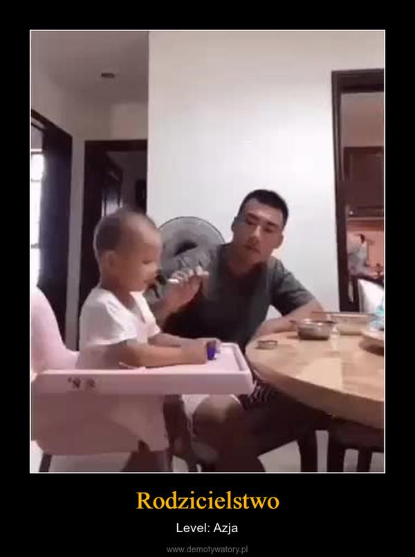 Rodzicielstwo – Level: Azja