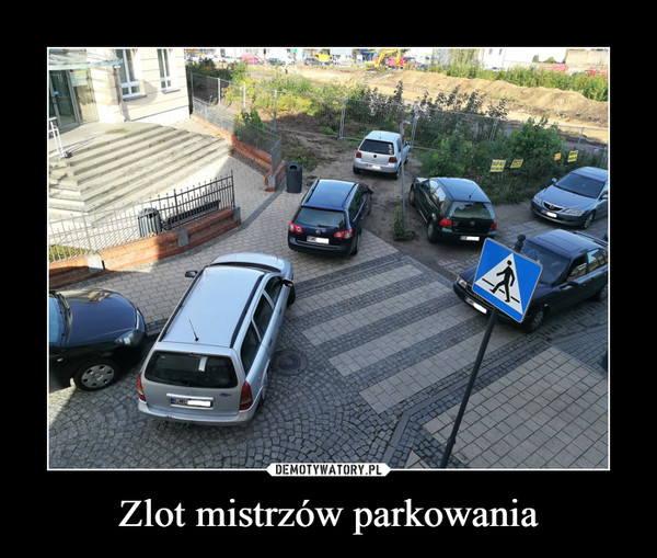 Zlot mistrzów parkowania –