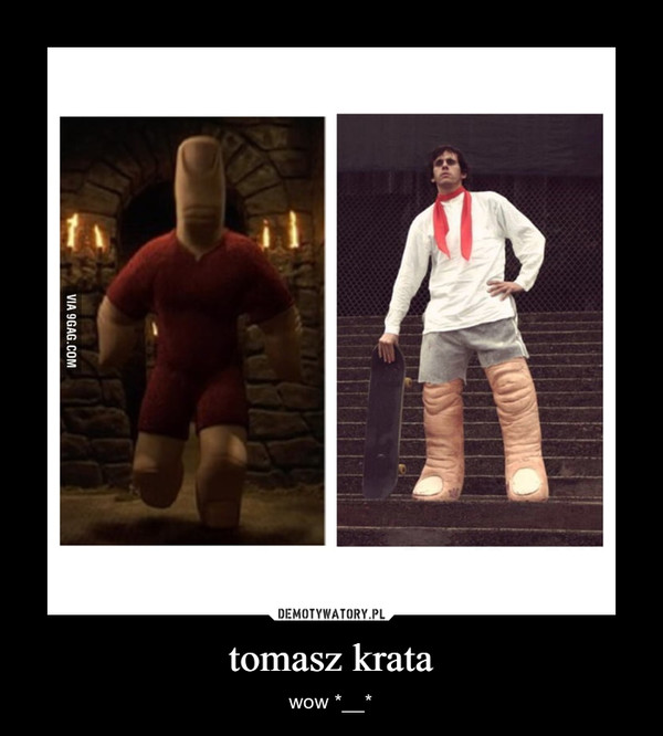 tomasz krata – wow *__*