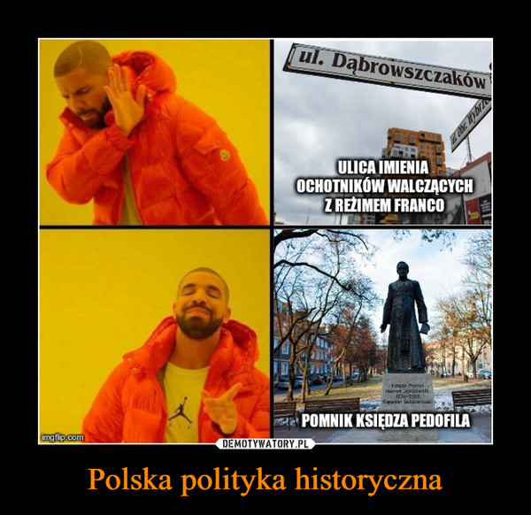 Polska polityka historyczna –