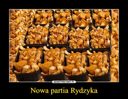 Nowa partia Rydzyka
