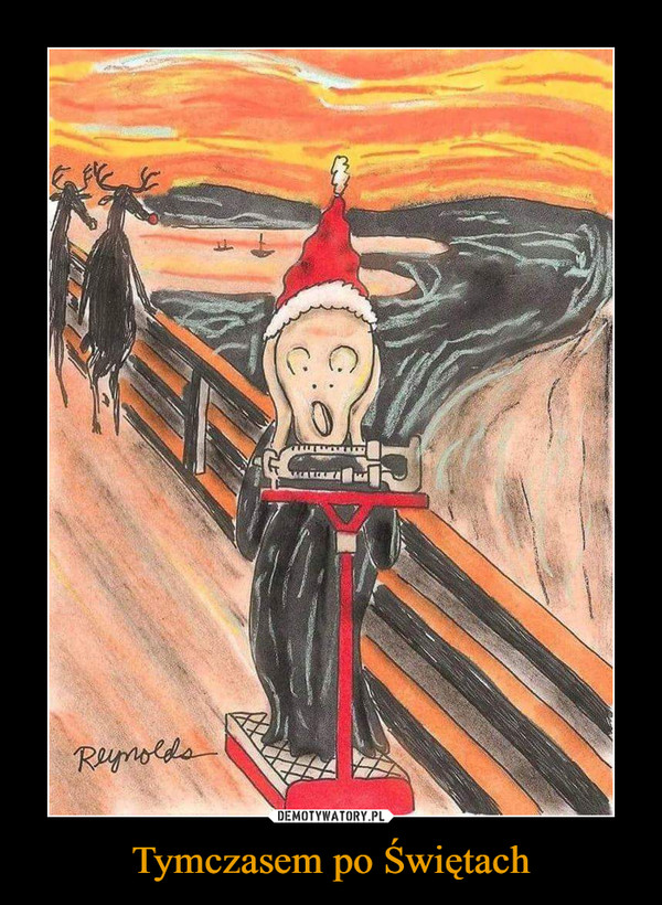 Tymczasem po Świętach –