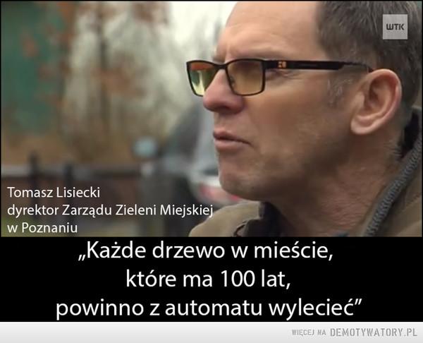 Poznań - zielona metropolia –