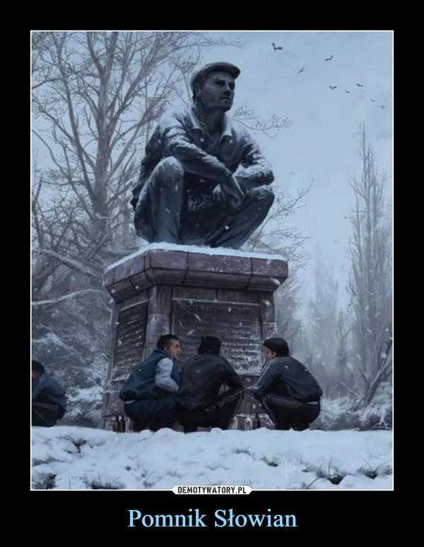 Pomnik Słowian –