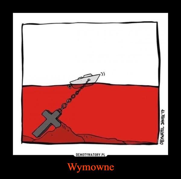 Wymowne –