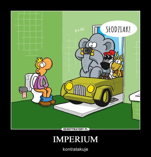 IMPERIUM – kontratakuje