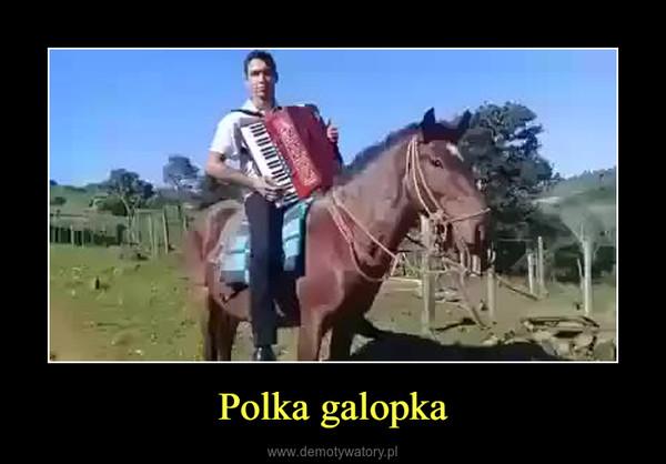 Polka galopka –