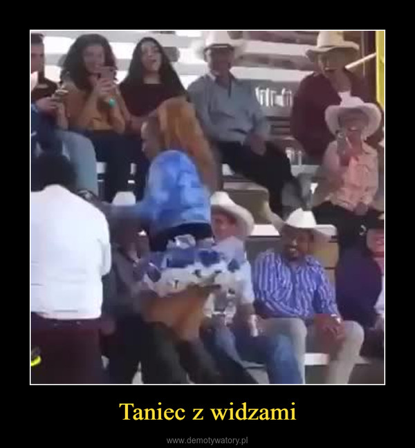 Taniec z widzami –