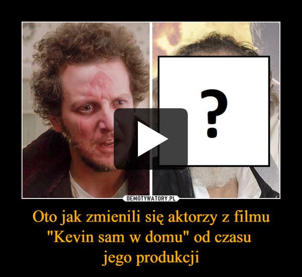 """Oto jak zmienili się aktorzy z filmu """"Kevin sam w domu"""" od czasu jego produkcji –"""