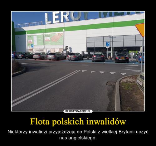 Flota polskich inwalidów