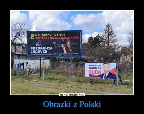 Obrazki z Polski