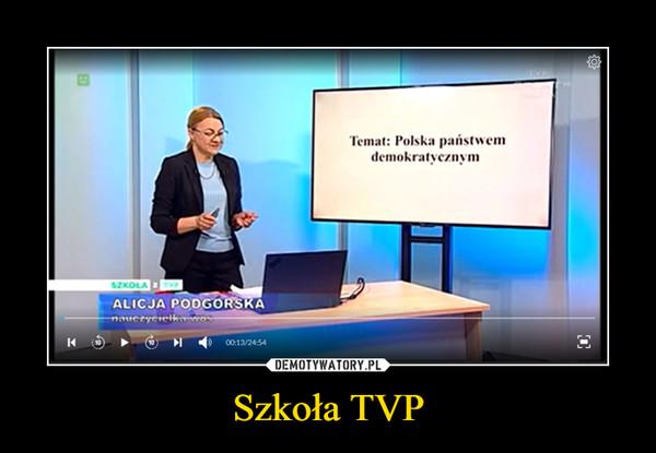 Szkoła TVP –