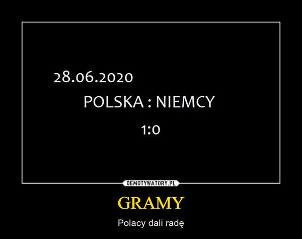 GRAMY – Polacy dali radę