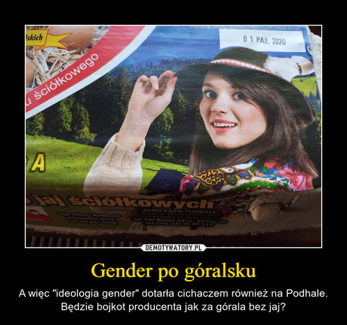 Gender po góralsku