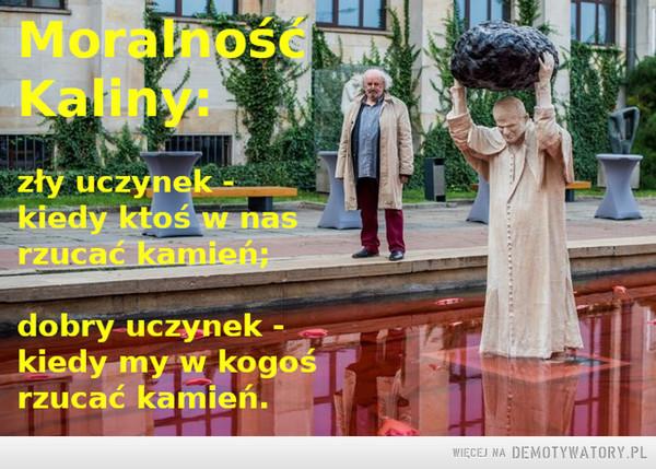 Moralność Kaliny –