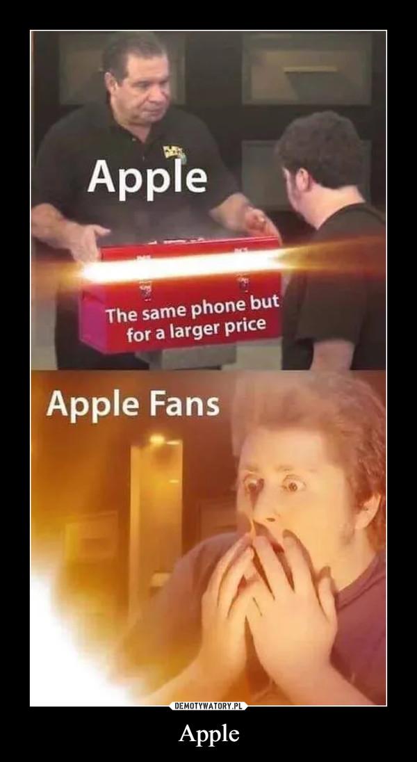 Apple –