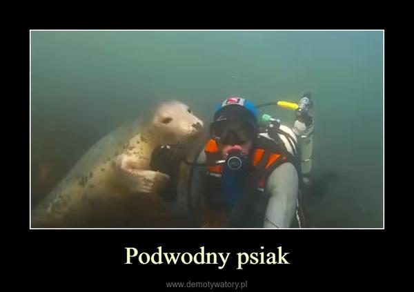 Podwodny psiak –