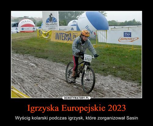 Igrzyska Europejskie 2023