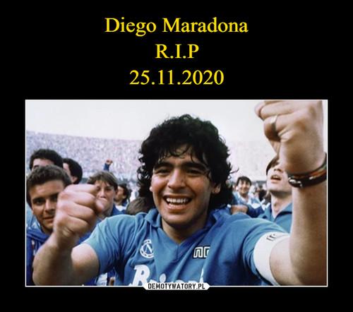 Diego Maradona R.I.P 25.11.2020