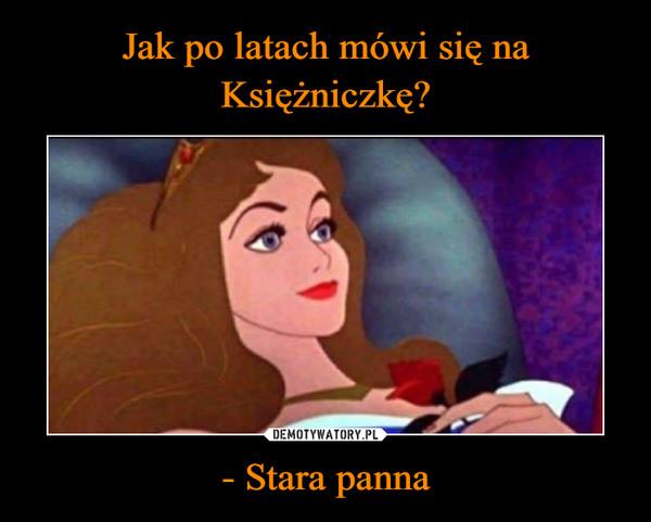 - Stara panna –